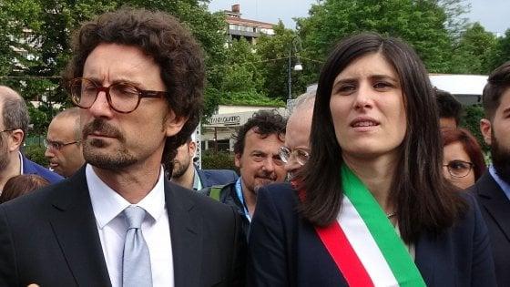 """Piemonte, i 5 Stelle sollecitano il """"loro"""" ministro Toninelli: """"Meno parole e più fatti, bloccate la Torino-Lione"""""""