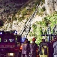 Salvato uno dei due migranti intrappolati sul Col de Mort