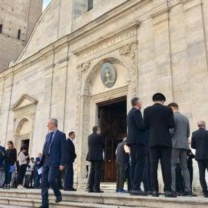 Torino, in duemila in Duomo per il ricordo di Marchionne a due mesi dalla scomparsa