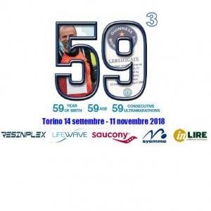 """""""Se puoi sognarlo, puoi farlo"""". Oggi parte la mia sfida, 59 ultramaratone in 59 giorni"""
