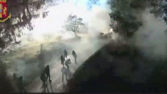 Torino, 76 denunciati per l'assalto al cantiere Tav del 7 settembre