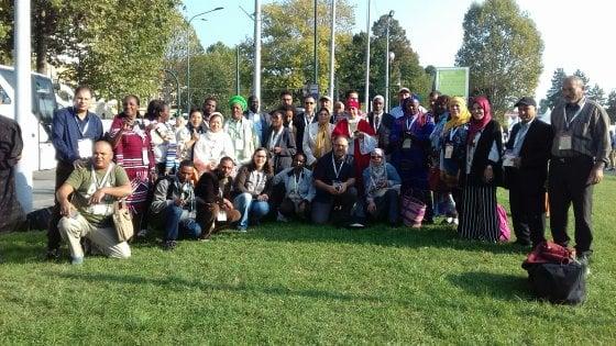 Torino, Terra Madre: al Lingotto mensa per 4mila delegati da tutto il mondo