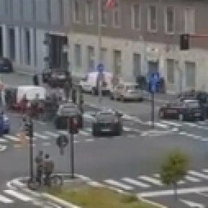 Torino, rissa tra ubriachi in corso Venezia: cinque all'ospedale