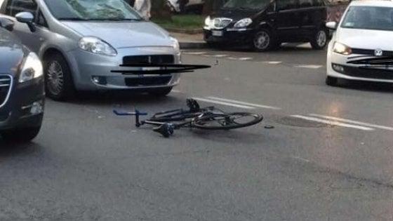 Incidente in corso Umbria, un ciclista all'ospedale