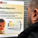 Caccia ai tremila destinatari     del bonus bebè di Cota:    dopo 5 anni non si trovano