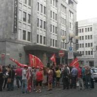 Torino, presidio e sciopero nell'hotel 5 Stelle: