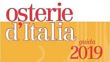 La nuova guida Osterie 2019 Slow Food: tutte  le chiocciole in Pemonte