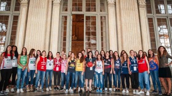 Torino, opening day dei campionati A1 e A2: al PalaRuffini il trionfo del basket femminile