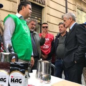 """I lavoratori di caffè Hag scrivono a Di Maio: """"Licenziamenti inspiegabili, intervenga il governo"""""""