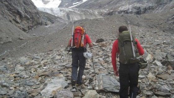 Aosta: identificati i resti di due alpinisti scomparsi sul Bianco nel 1992