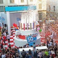 Alba, grande festa per i primi 50 anni di Kinder Ferrero