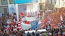 Alba, giochi e sorprese per i primi 50 anni di Kinder Ferrero