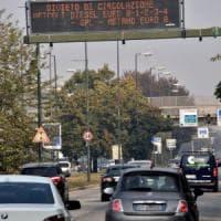 Scattano divieti antismog fino agli Euro3 diesel, stop a 400mila veicoli