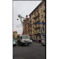 Torino, addio luci d'artista in via Cibrario: montate per errore