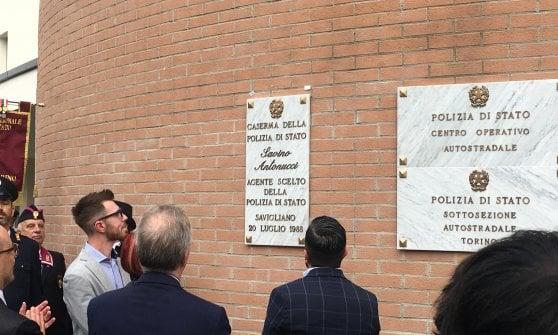 """Inaugurata a Settimo la nuova """"casa"""" della polizia stradale"""