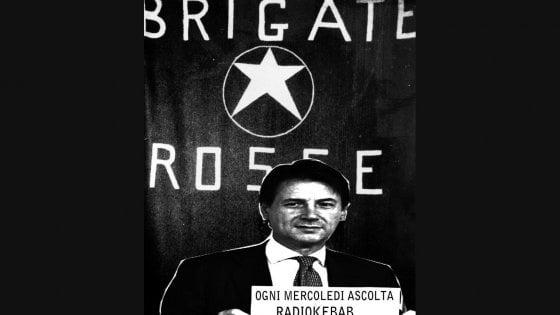 Torino, sul sito della radio antagonista il premier Conte come Aldo Moro prigioniero delle Brigate Rosse