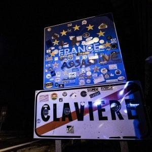 Respingimenti alla frontiera italo-francese: i funzionari della direzione centrale immigrazione a Claviere