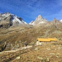 Incidente in montagna, precipita e muore nel gruppo del Gran Paradiso