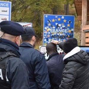 Torino: indagine della Procura sui militari francesi che avevano oltrepassato il confine e identificato due cittadini italiani