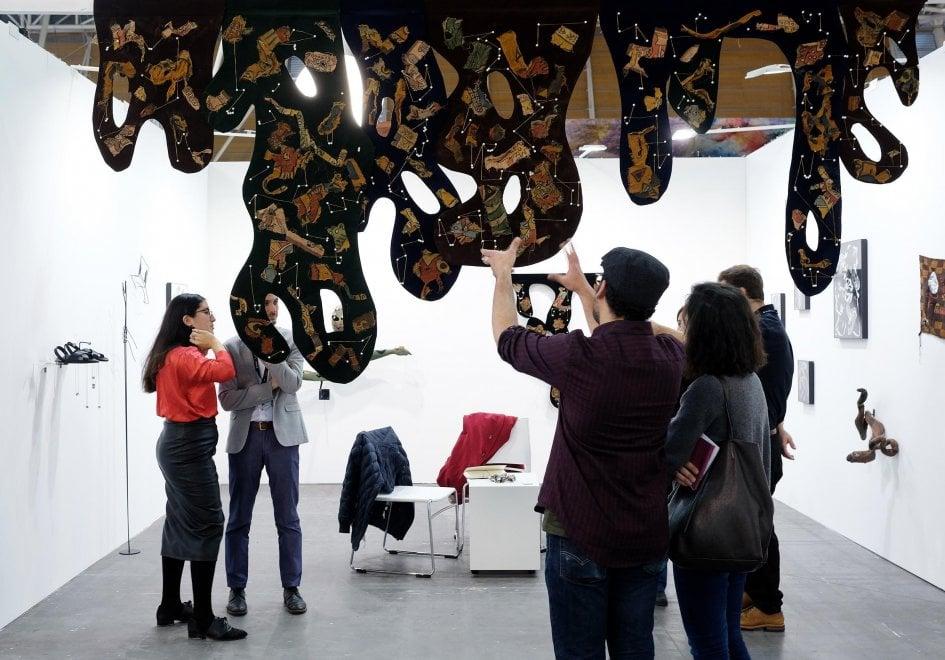Artissima, viaggio nel contemporaneo in mostra a Torino