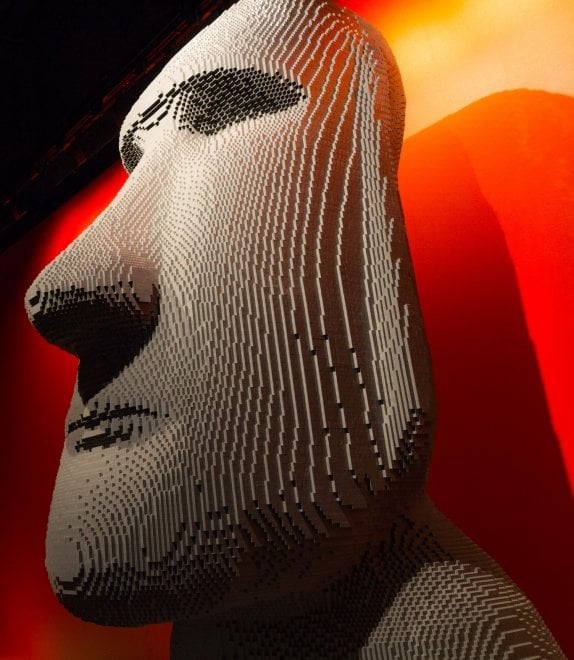 Art of the Bricks, sbarca a Torino la mostra delle grandi opere d'arte rifatte coi mattoncini Lego
