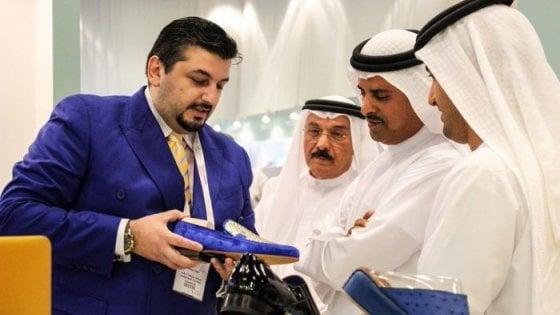 Arriva da Torino la scarpa da Guinness dal design arabo: costa 20 milioni di euro