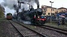 Turismo a vapore: tornano le locomotive sulle ferrovie storiche verso il Monferrato