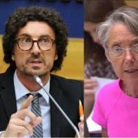 Tav, la ministra francese a Toninelli: