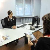 Carabinieri contro la violenza sulle donne: