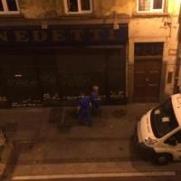 Tranciato un cavo in piazza Carducci, San Salvario al buio dalle 18