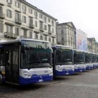 Torino, sabato difficile per bus e metropolitana: scioperano lavoratori