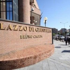 Torino, parapiglia in tribunale. Imputato minaccia un teste, bloccato da un ispettore