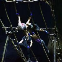 Torino, ecco il Cirque du Soleil versione Avatar. Con l'avallo di Cameron