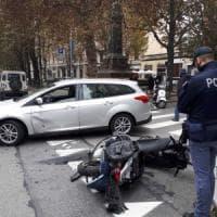 Torino: la banda dei Rolex sperona un'auto e finisce in manette