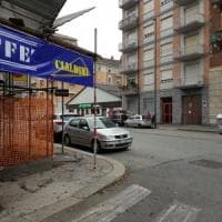 Via Cialdini, il bar rischia la crisi, il titolare si uccide