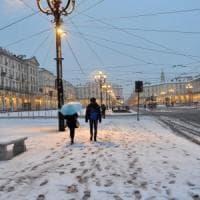 Promesse di neve martedì, qualche fiocco forse cadrà anche a Torino