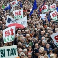 Torino, il manifesto in sette punti delle promotrici del Sì Tav