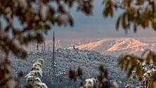 Torino, c'è aria di inverno in collina. E si vede