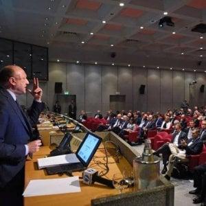 """La carica dei 1500 imprenditori: """"Tutti a Torino per dire sì alla Tav"""""""