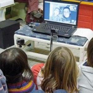 Torino, Tommi non è più isolato: frequenta l'asilo in webcam