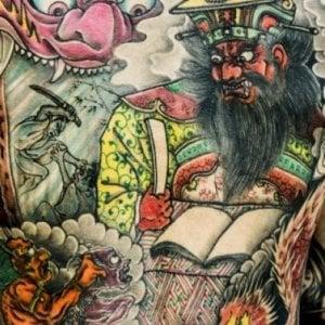 Tattoo, quando l'arte si disegna sulla pelle