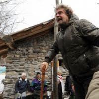 Prescrizione per Beppe Grillo: aveva rotto i sigilli della baita-presidio No Tav