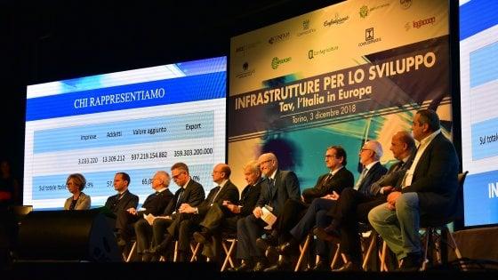 """Sì alla Tav, Salvini e Giorgetti invitano """"per un caffè"""" il fronte delle imprese: appuntamento domenica al Viminale"""