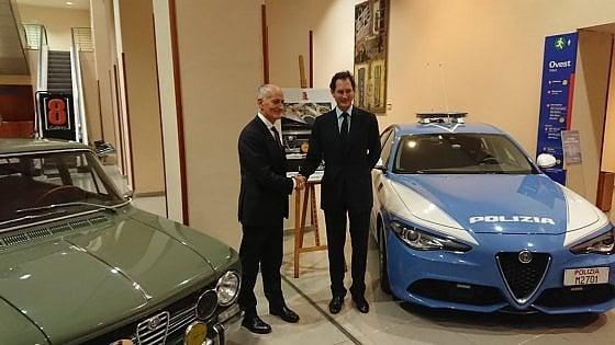 """Elkann al Lingotto: """"Continueremo a investire su Alfa Romeo per essere all'altezza del suo passato"""""""