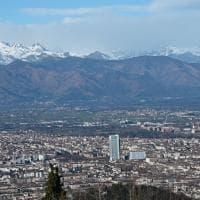 Ecco Torino ripulita dallo smog per effetto del vento