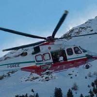 Valanga in Val d'Aosta, scialpinista muore sotto gli occhi della fidanzata