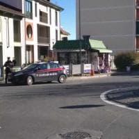 Sorpresi dai carabinieri mentre si sfidano in una gara clandestina nel centro