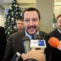 Tav, Salvini lancia l'idea del referendum:
