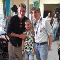 Il club granata realizza il sogno del piccolo tifoso bianconero malato: