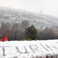 E' arrivato l'inverno: domani qualche fiocco di neve anche a Torino e gelate